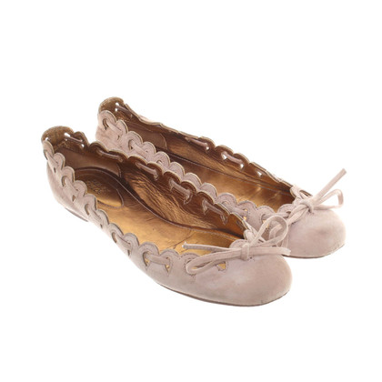 See by Chloé Ballerinas in Nude