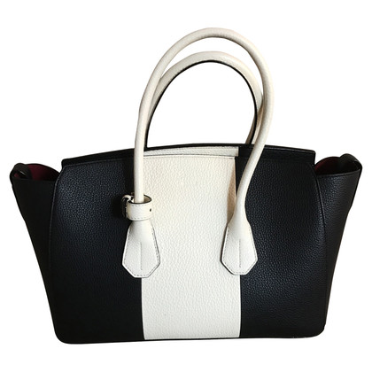 Bally Handtasche in Bicolor