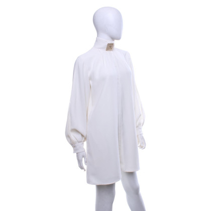 Elisabetta Franchi Dress in white
