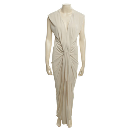 Lanvin Langes Kleid in Beige