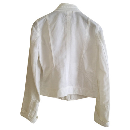 Marc Cain Jacket in white