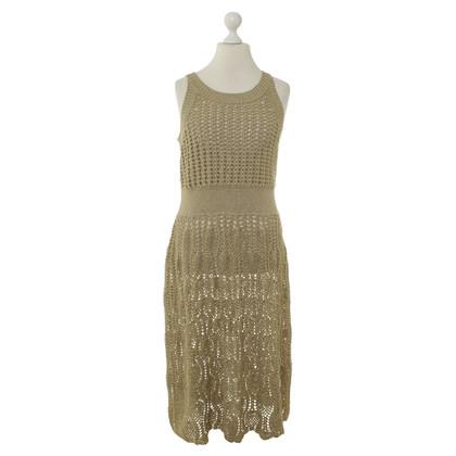 Escada Sleeveless lace dress