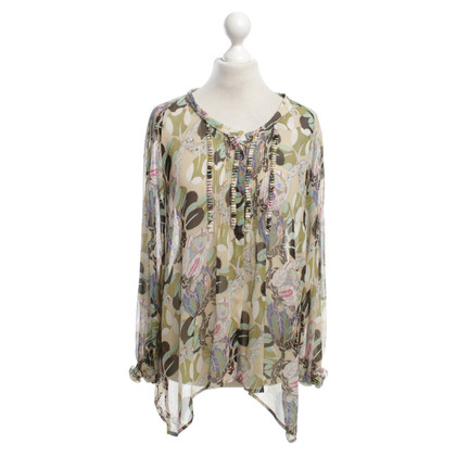 Roberto Cavalli Blouse of silk