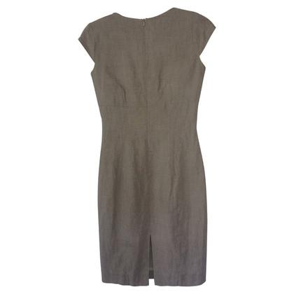 Hobbs Linen Dress