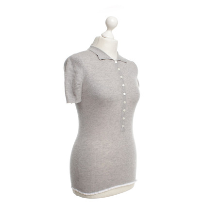 Other Designer Pink Cashmere - Gray top