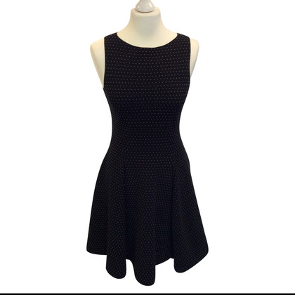 Armani Collezioni Dot dress with flared skirt