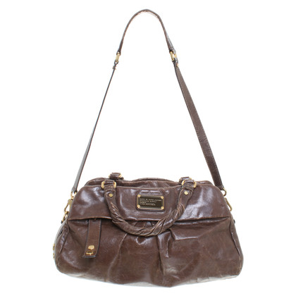 Marc by Marc Jacobs leder tas Brown