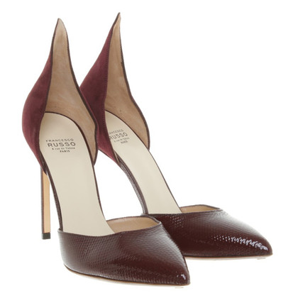 Francesco Russo pumps in Bordeaux