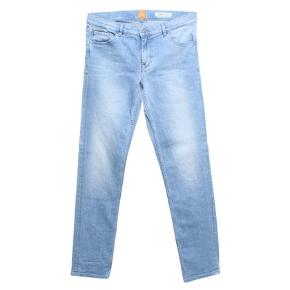 Boss Orange Jeans im Used-Look
