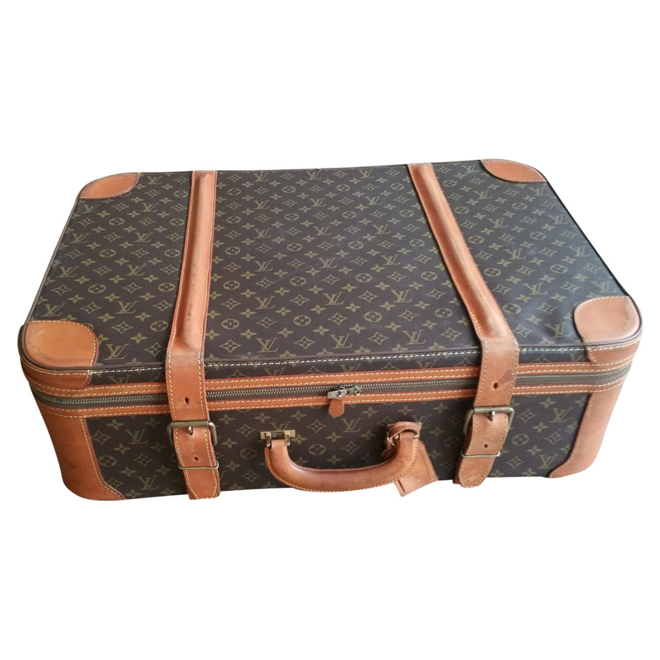 louis vuitton koffer monogram canvas koop tweedehands. Black Bedroom Furniture Sets. Home Design Ideas