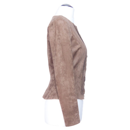 Marc Cain Jacket in suede look