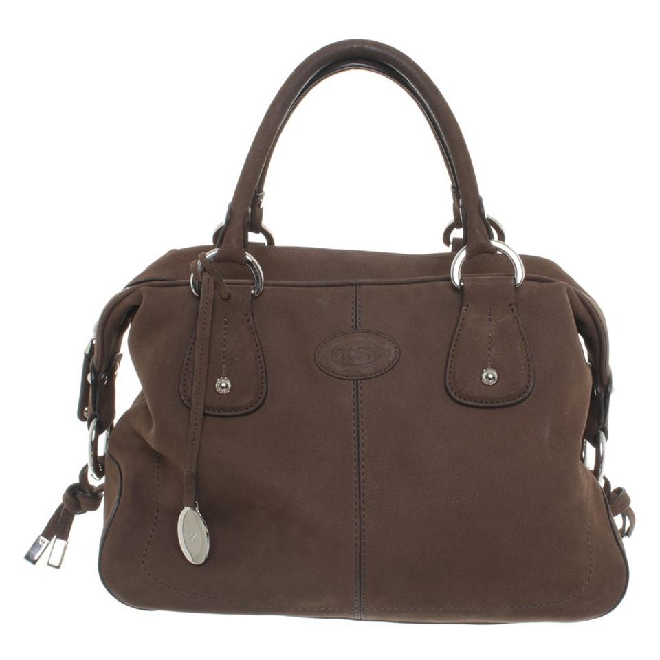 tod 39 s handtasche in braun second hand tod 39 s handtasche in braun gebraucht kaufen f r 315 00. Black Bedroom Furniture Sets. Home Design Ideas