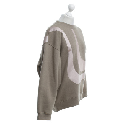 Acne Pullover in Beige/Rosa