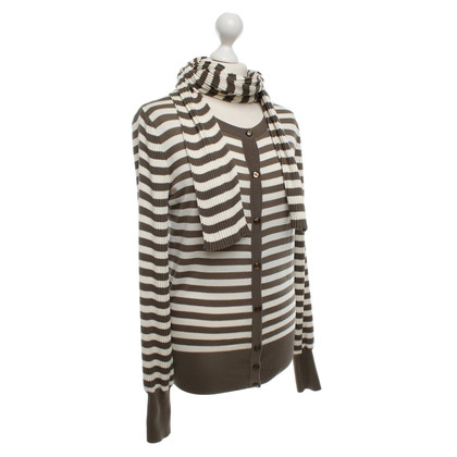 Escada Striped sweater