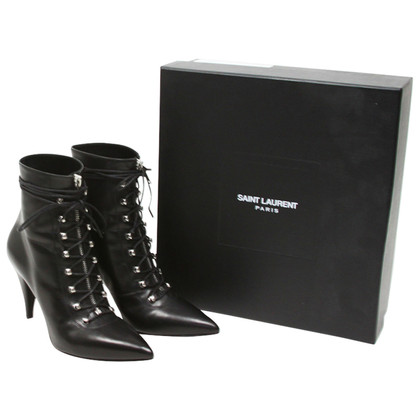 Saint Laurent Enkellaarzen