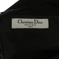 Christian Dior Mini dress in black