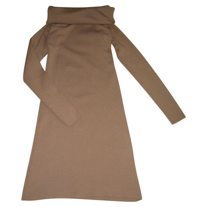 Stefanel Wool dress with a turtleneck