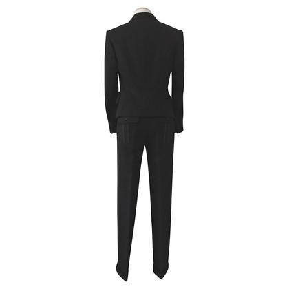 Sport Max Tailleur pantaloni nero