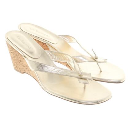 L.K. Bennett Leather sandals