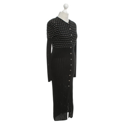 Christian Dior Knit dress in black