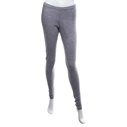 FTC Knitting Leggings in grey
