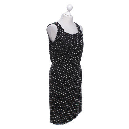 Steffen Schraut Dress in black and white