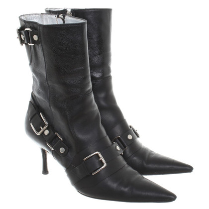 Dolce & Gabbana Ankle boots in black