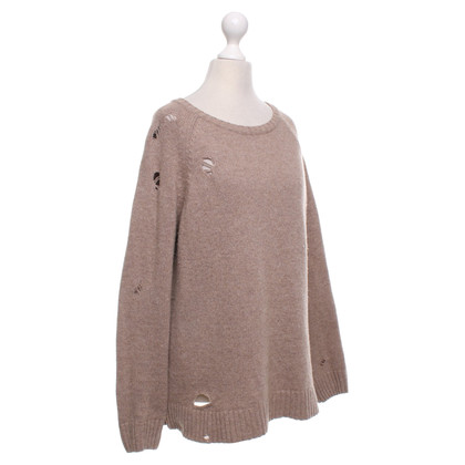 Anine Bing Sweater in lichtbruin