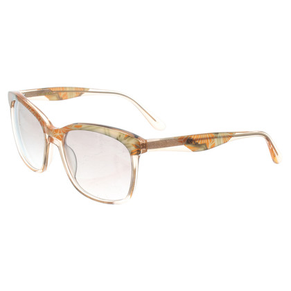 Vera Wang Sonnenbrille in Orange