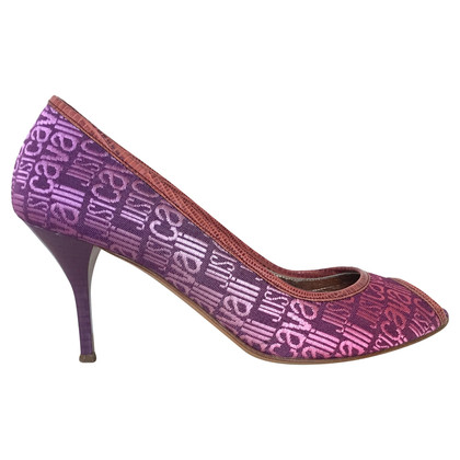 Just Cavalli Open teen pumps