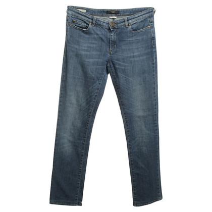 Max Mara Jeans in azzurro