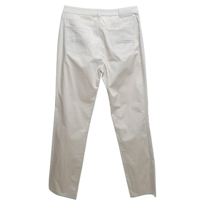 Armani Jeans Chinohose in cream