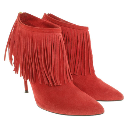 Other Designer Trussardi - Ankle boots with fringes