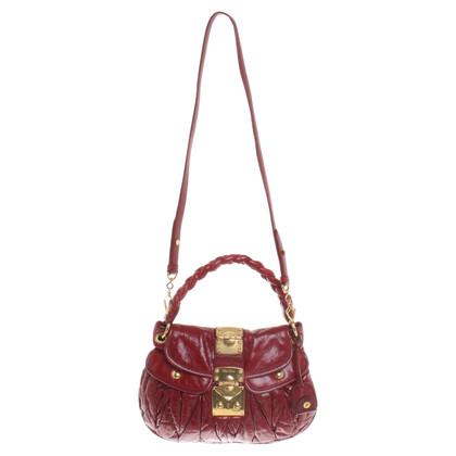 Miu Miu Handbag in red
