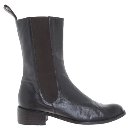 Schumacher Ankle boots in brown