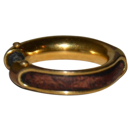 Hermès vintage golden ring