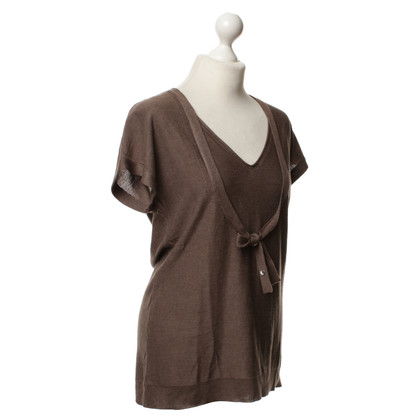 Neil Barrett Pullover in Taupe