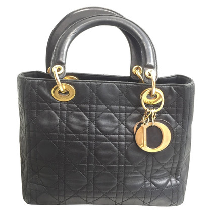 "Christian Dior ""Medium Lady Dior"""