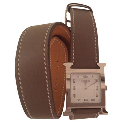 """Hermès Guarda """"Clock H"""""""