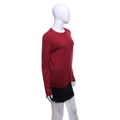 A.P.C. Sweater in rood