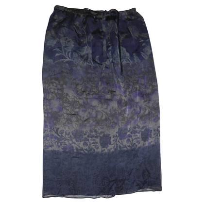 Max Mara Silk skirt