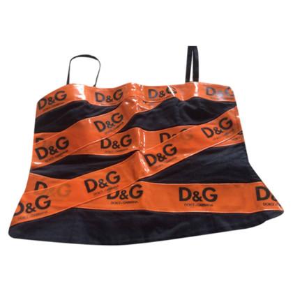 Dolce & Gabbana Bustier