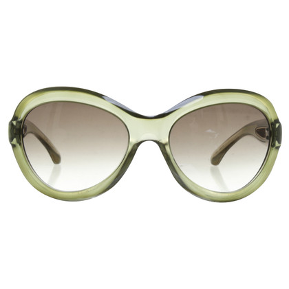 Jimmy Choo Olive retro sunglasses