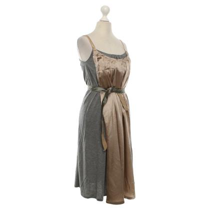 Schumacher Dress in beige / grey