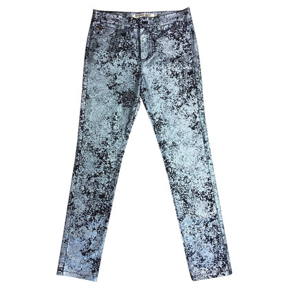 Alexander McQueen Jeans a vita alta Skinny