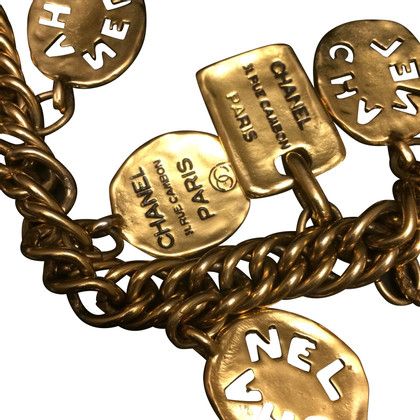 Chanel Chanel Paris bracelet