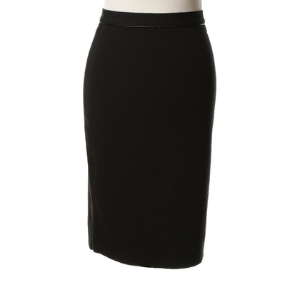 Max & Co Pencil skirt in black
