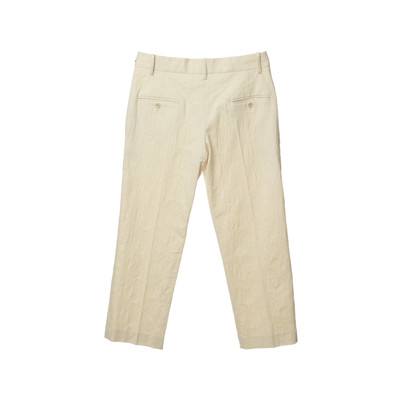 Isabel Marant Structured cotton trousers
