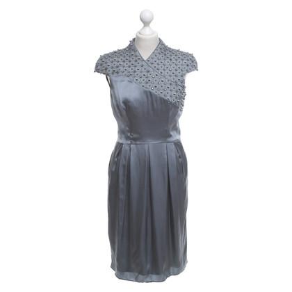 Valentino Dress in gray blue