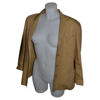 Jil Sander vintage linen jacket